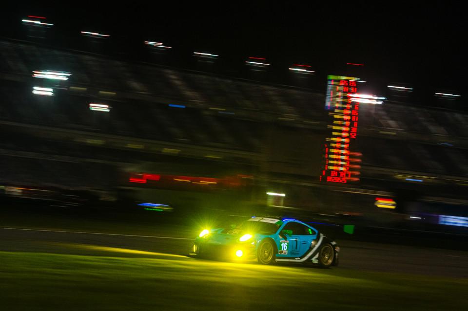 Patrick Long - Porsche Factory Driver